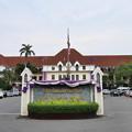 鉄道公社のビル、Hua Lamphong、タイ国鉄