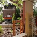 鉄道公社の玄関付近、タイ国鉄