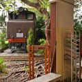 Photos: 鉄道公社の玄関付近、タイ国鉄