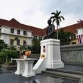タイ鉄道の父、ラーマ5世像、Hua Lamphong