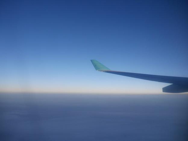 旅の終わり、ホーチミン→関空