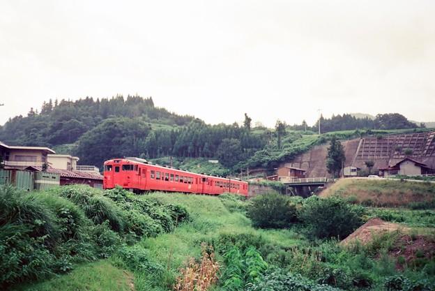三江線普通列車