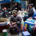 Photos: ハノイの市街地にて