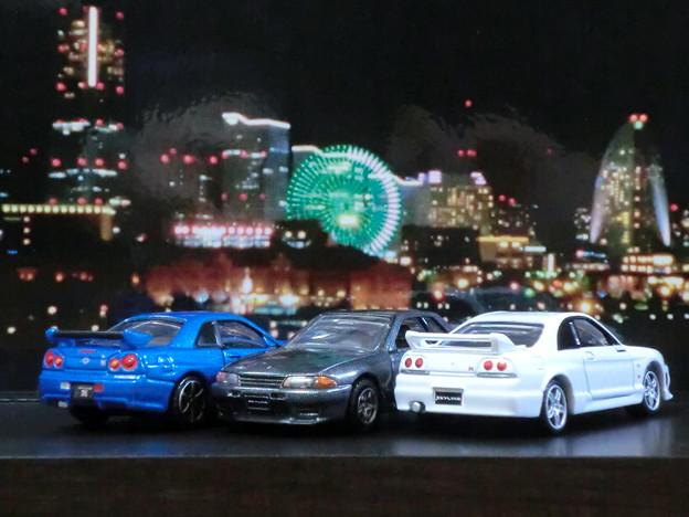 Photos: 2nd generation GT-R