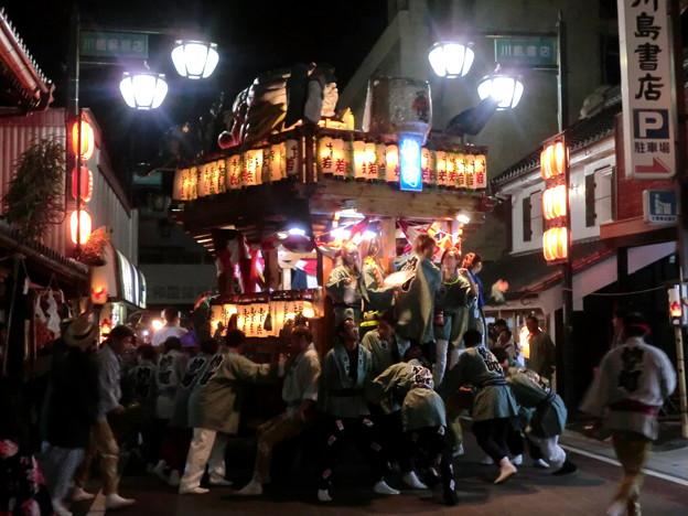 祭りの夜1
