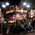 写真: 祭りの夜1