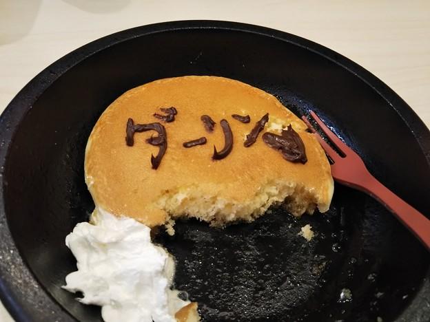 らくがきパンケーキ1