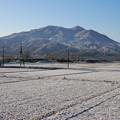 Photos: 雪の山里