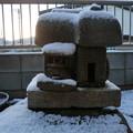 Photos: 雪化粧-古民家-