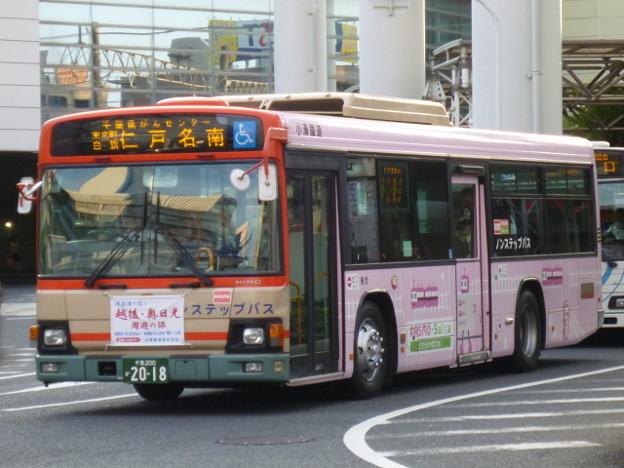 小湊鐵道 日野ブルーリボン2(その2)