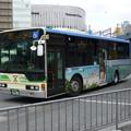 大阪市交通局 三菱ふそうエアロスター(その1)