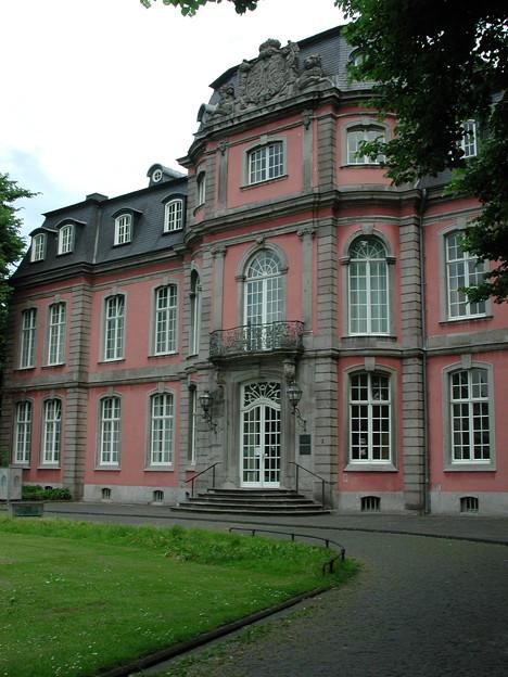 デュッセルドルフ イェーガーホーフ城