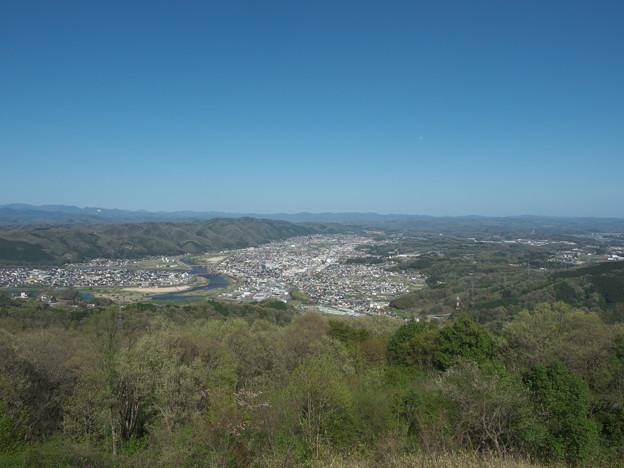 わが町眺望