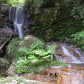 初夏の三段峡 貴船滝