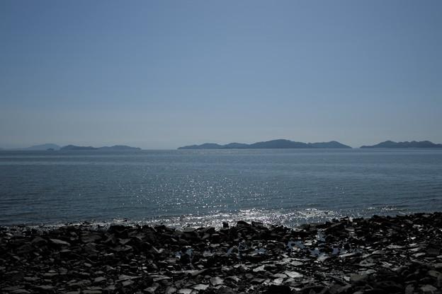 瀬戸内の風景(寄島より)