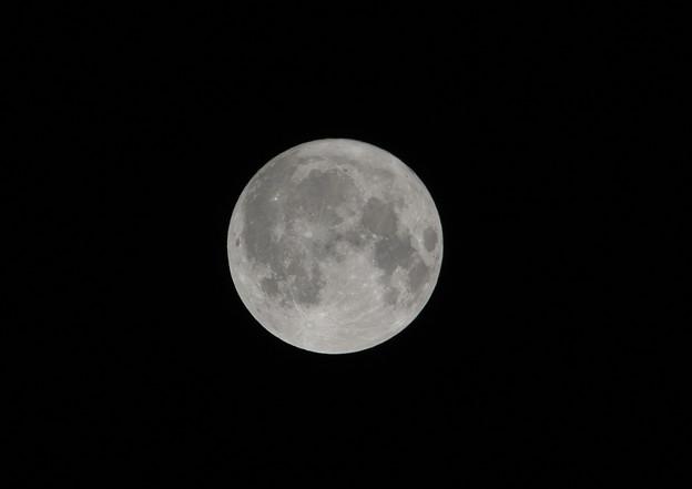 10月の満月