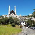 1510131260西坂教会と紅葉館