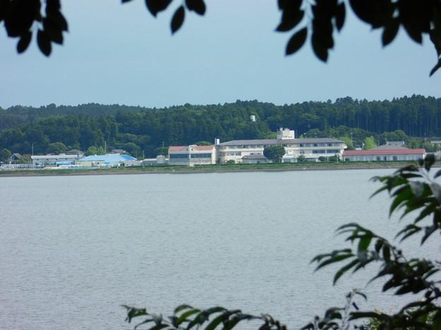 DSCN3673いこいの沼ひぬま遠望
