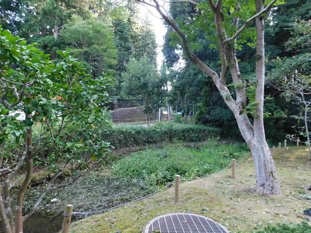 徳川ミュージアム入口付近DSCN9263