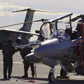 Photos: 機体整備