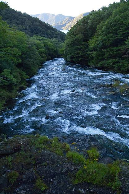 竜頭の滝上流(2)