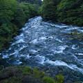 写真: 竜頭の滝上流(2)