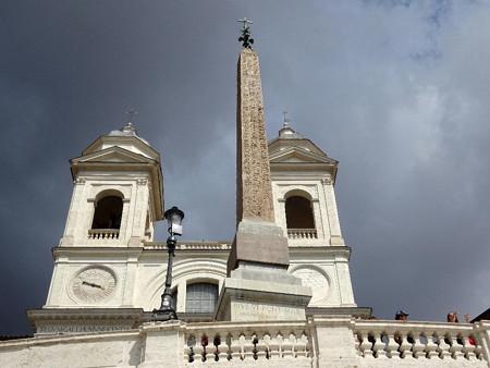 180818-24トリニタ・デイ・モンティ教会