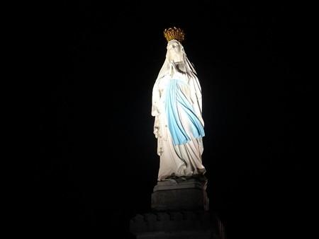 190909-36夜のマリア像