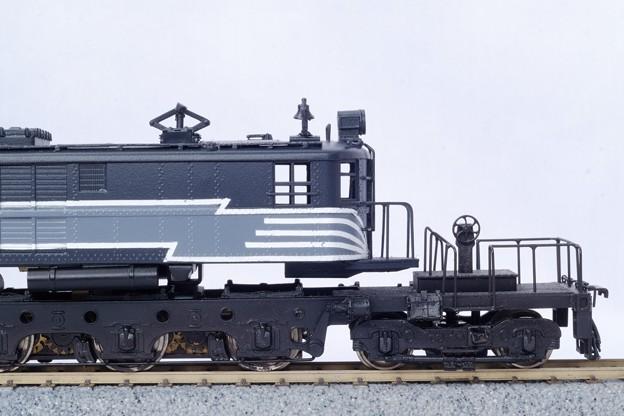マイクロキャスト 水野 製 1974年 New York central 鉄道 P-2機関車