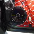 写真: S660 愛知県 キッカー スピーカー取付後