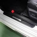 Photos: クラウン 車内カット済みカーボンシート貼り込み