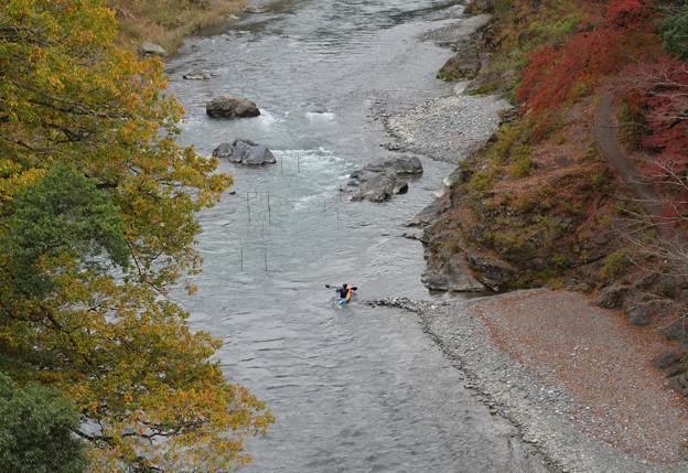 2奥多摩御岳の渓流
