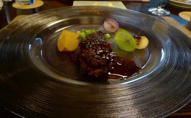 6長野県産牛フィレのグリエ