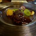 写真: 6長野県産牛フィレのグリエ