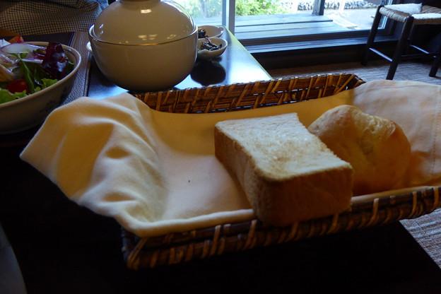 4パンはおかわり可