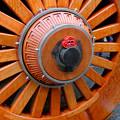 19龍門滝山の車輪