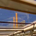 Photos: 隅田川の橋9 新大橋を天井から