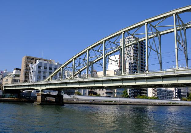 隅田川の橋11 JR総武線