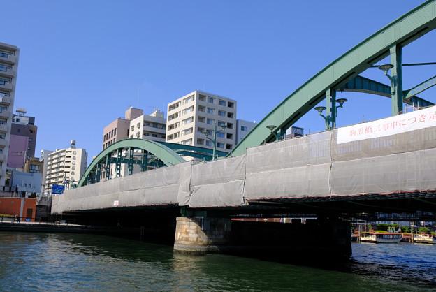 隅田川の橋 14厩橋