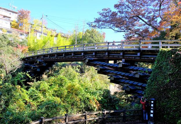 猿橋の全貌
