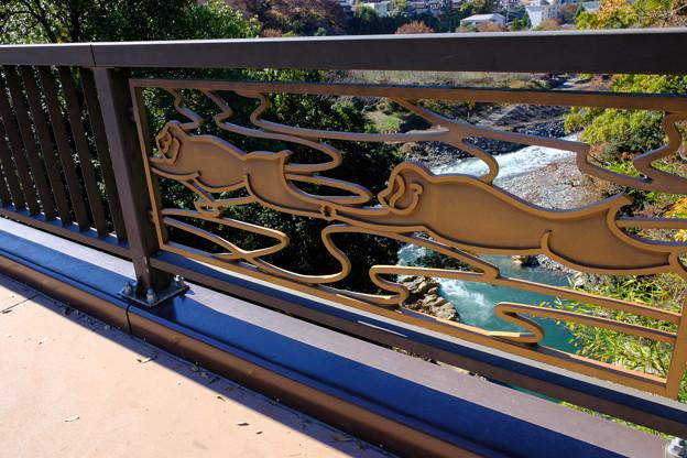 新猿橋のサル