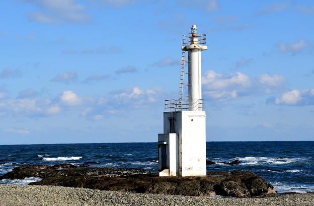 昼の海(灯台)2