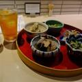 宵山の夕食1