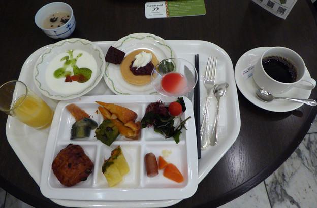 Photos: ホテルの朝食