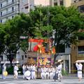 Photos: 八幡山方向かわった