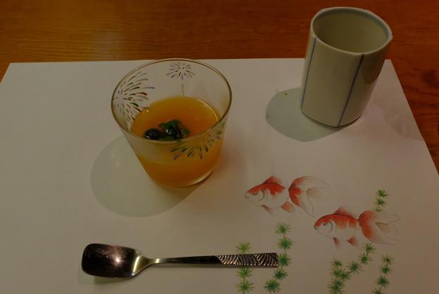 Photos: 水物(グレープフルーツゼリー)