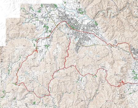 20071110京都西山・亀岡チャリトレ