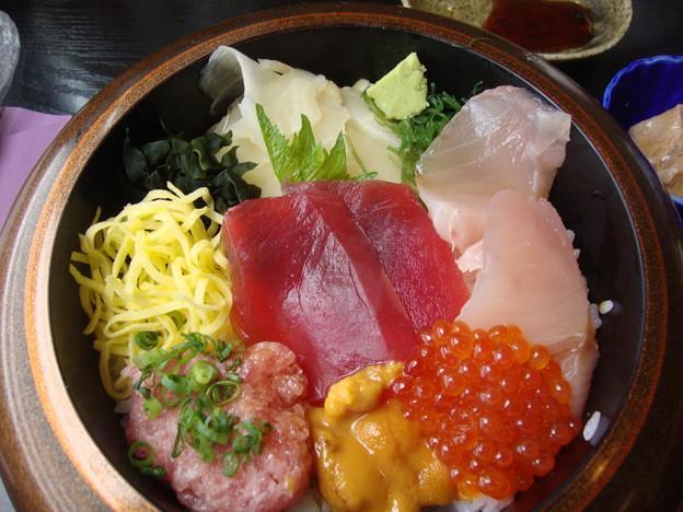 三崎まぐろキップ丼