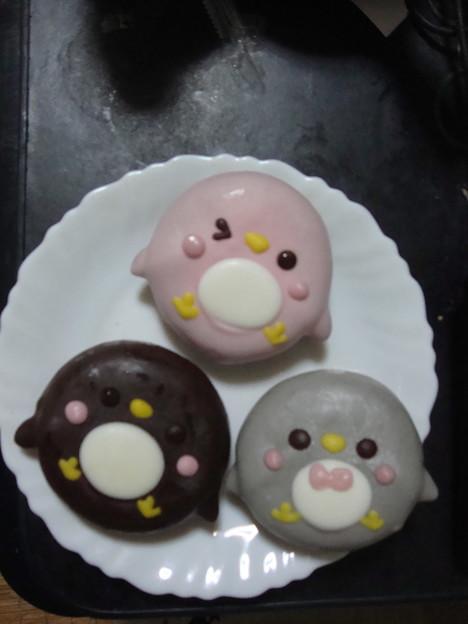 イクミママのドーナッツ