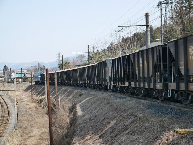 秩父鉄道三輪線(貨物線)の貨物列車
